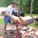 Annual Woodsplitting