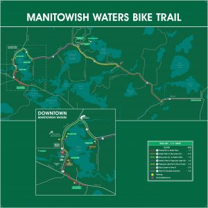 Manitowish Waters Bike Trail